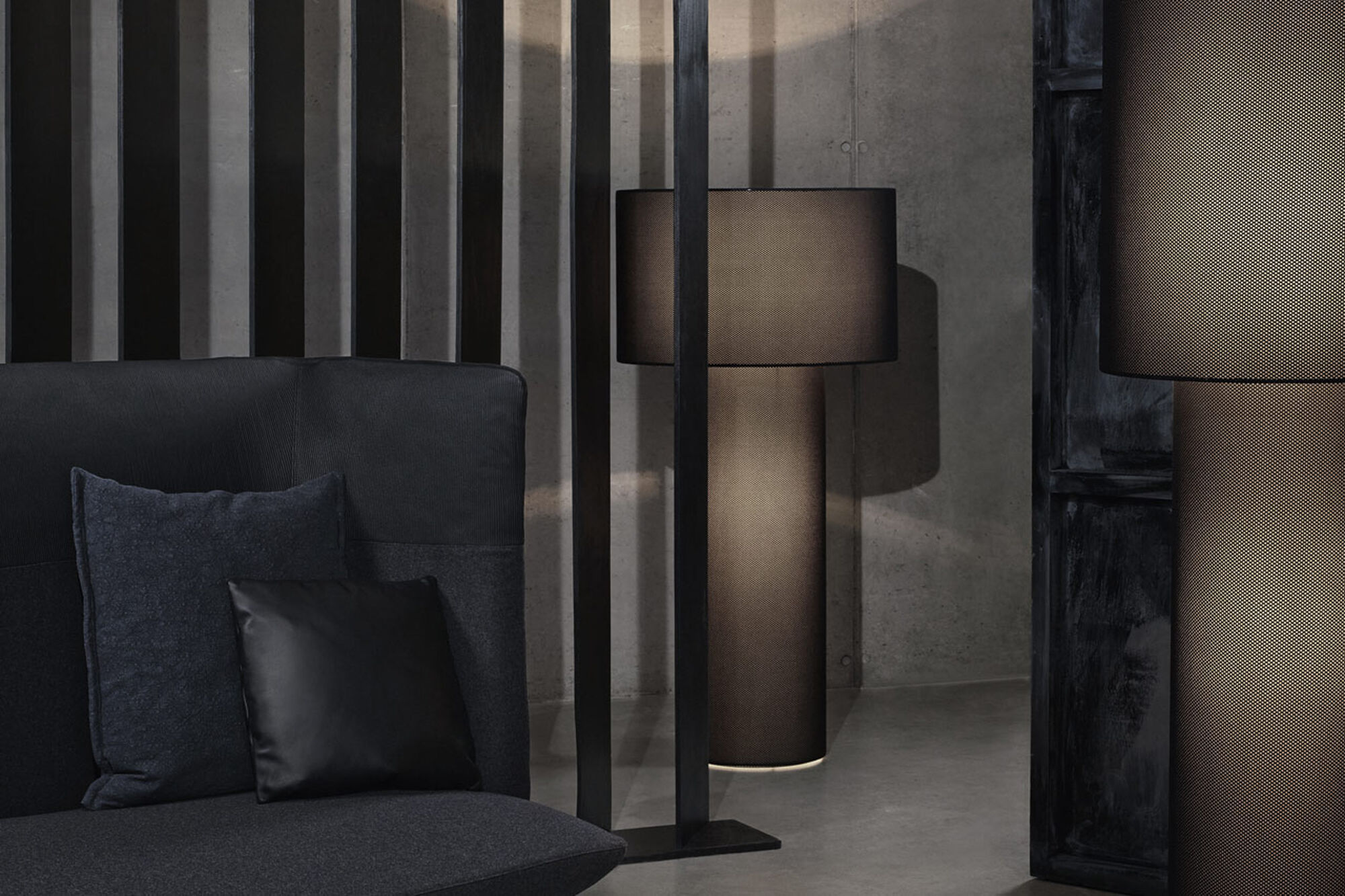 LIGHTING COLLECTION Foscarini for Diesel: PIPE MESH