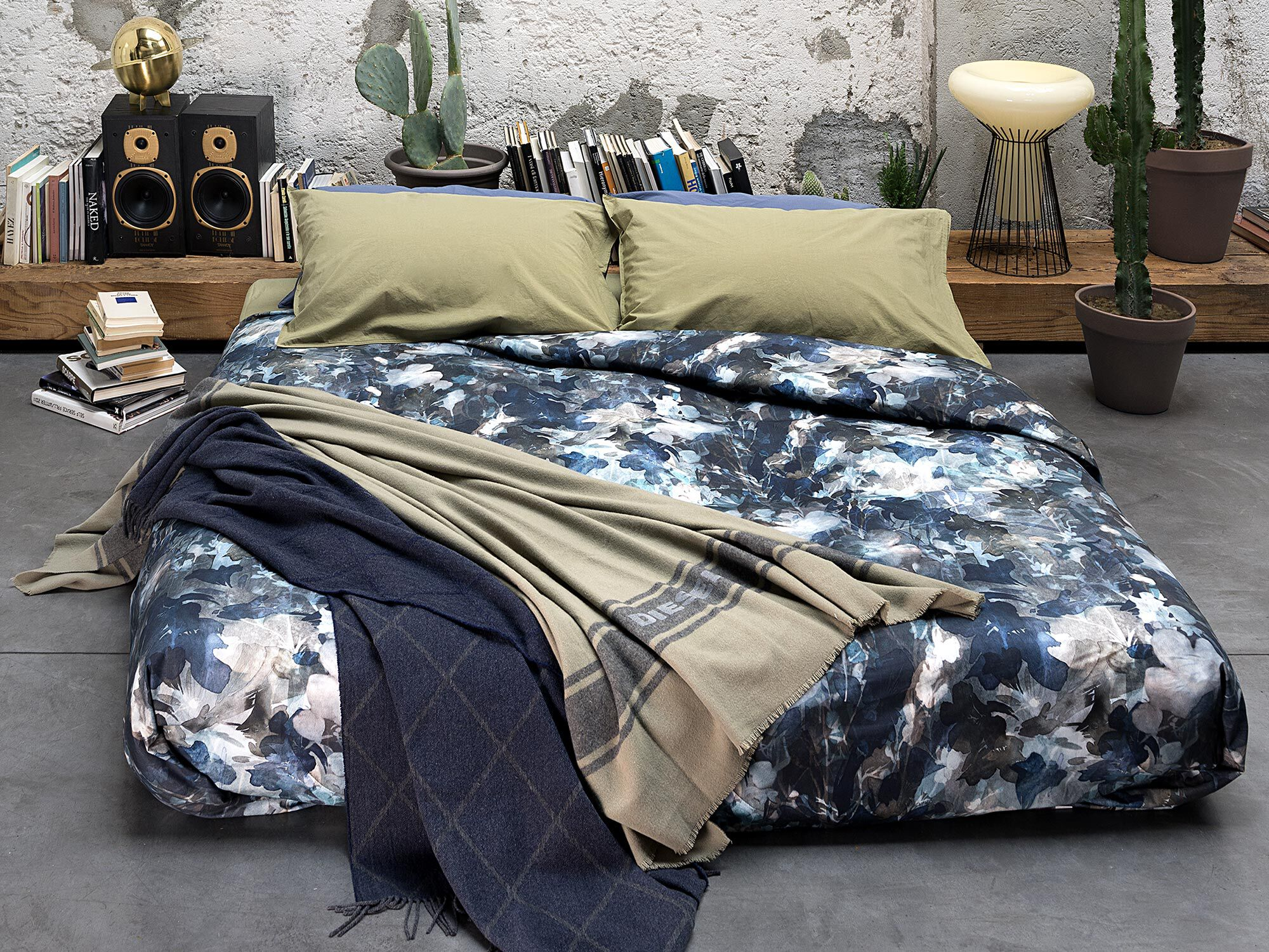 DARK FIELD Mirabello for Diesel - Home Textile