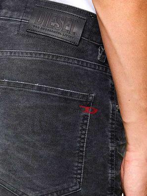 D-Macs 069PT, Schwarz/Dunkelgrau - Jeans