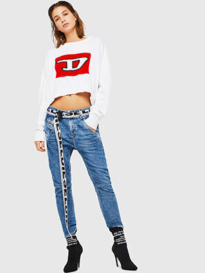 Fayza JoggJeans 0870K, Hellblau - Jeans
