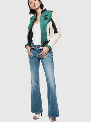 D-Ebbey 0099M, Mittelblau - Jeans