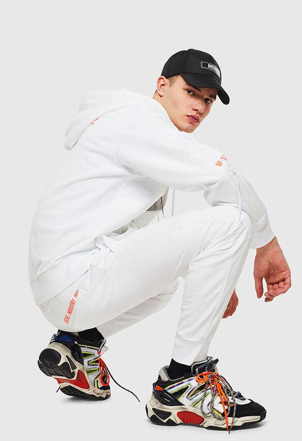S-DIEX, Weiß - Sweatshirts