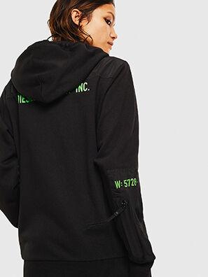 S-DIEX, Schwarz - Sweatshirts