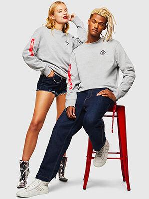 CC-S-BAY-COLA, Grau - Sweatshirts