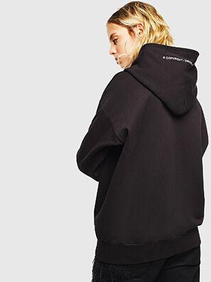S-ALBY-COPY-J1, Schwarz - Sweatshirts