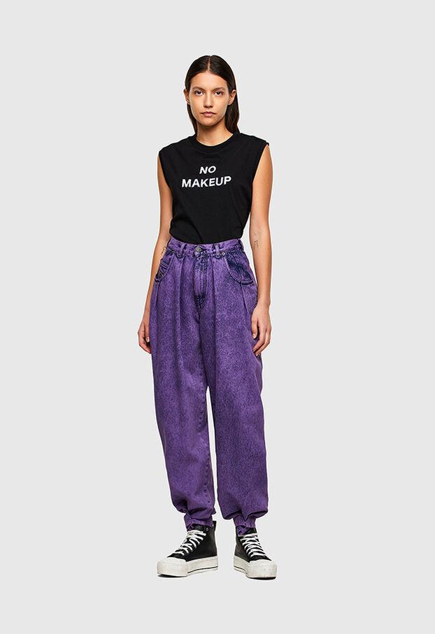 D-Concias 009RR, Violett - Jeans