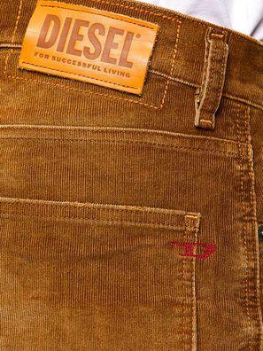 D-Macs 069PT, Armeegrün - Jeans