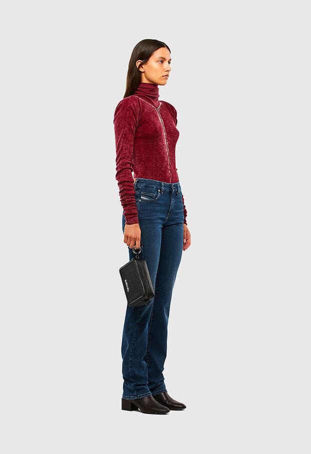 Slandy-B 009JP, Dunkelblau - Jeans