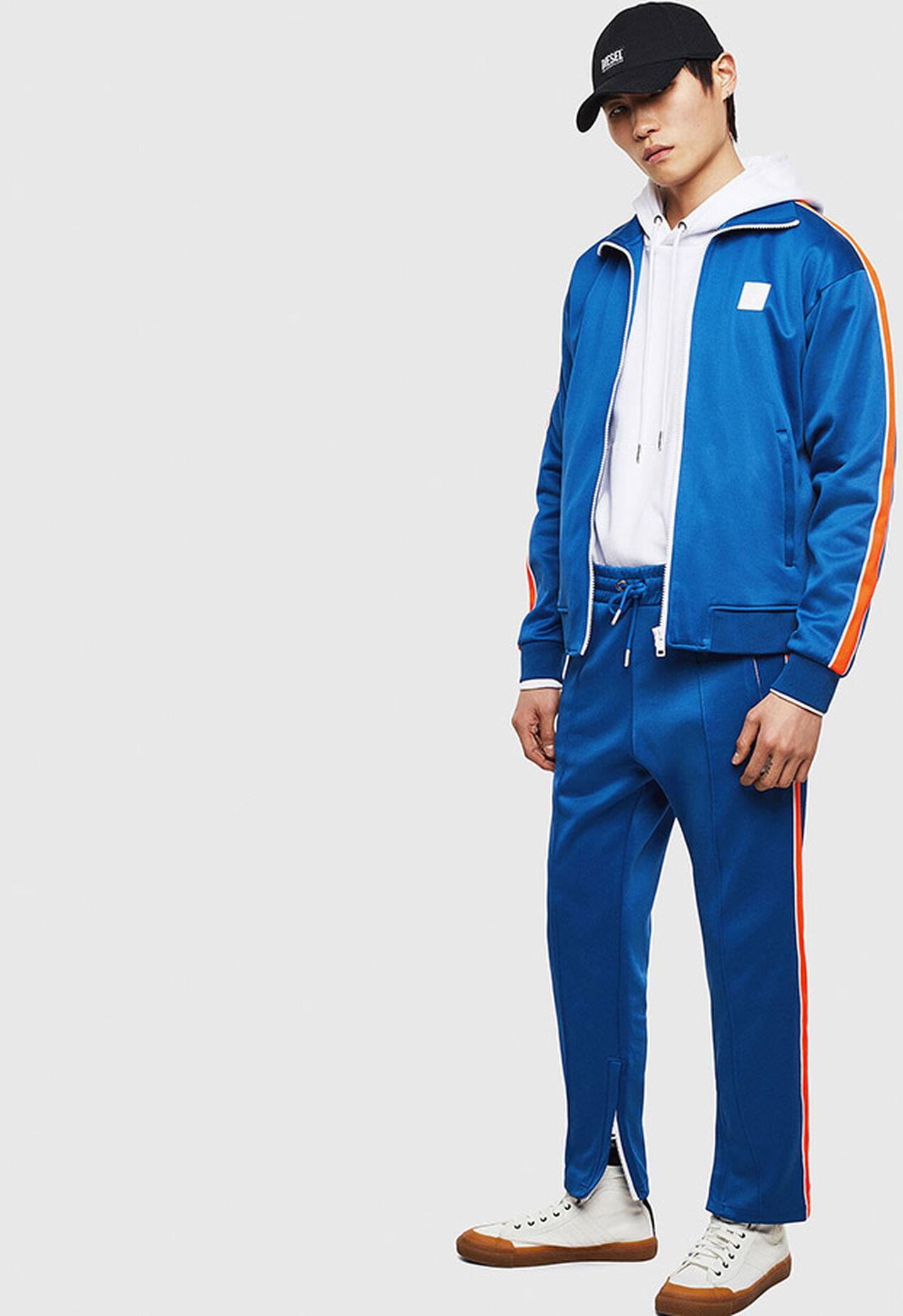 S-CORTESS, Blau - Sweatshirts