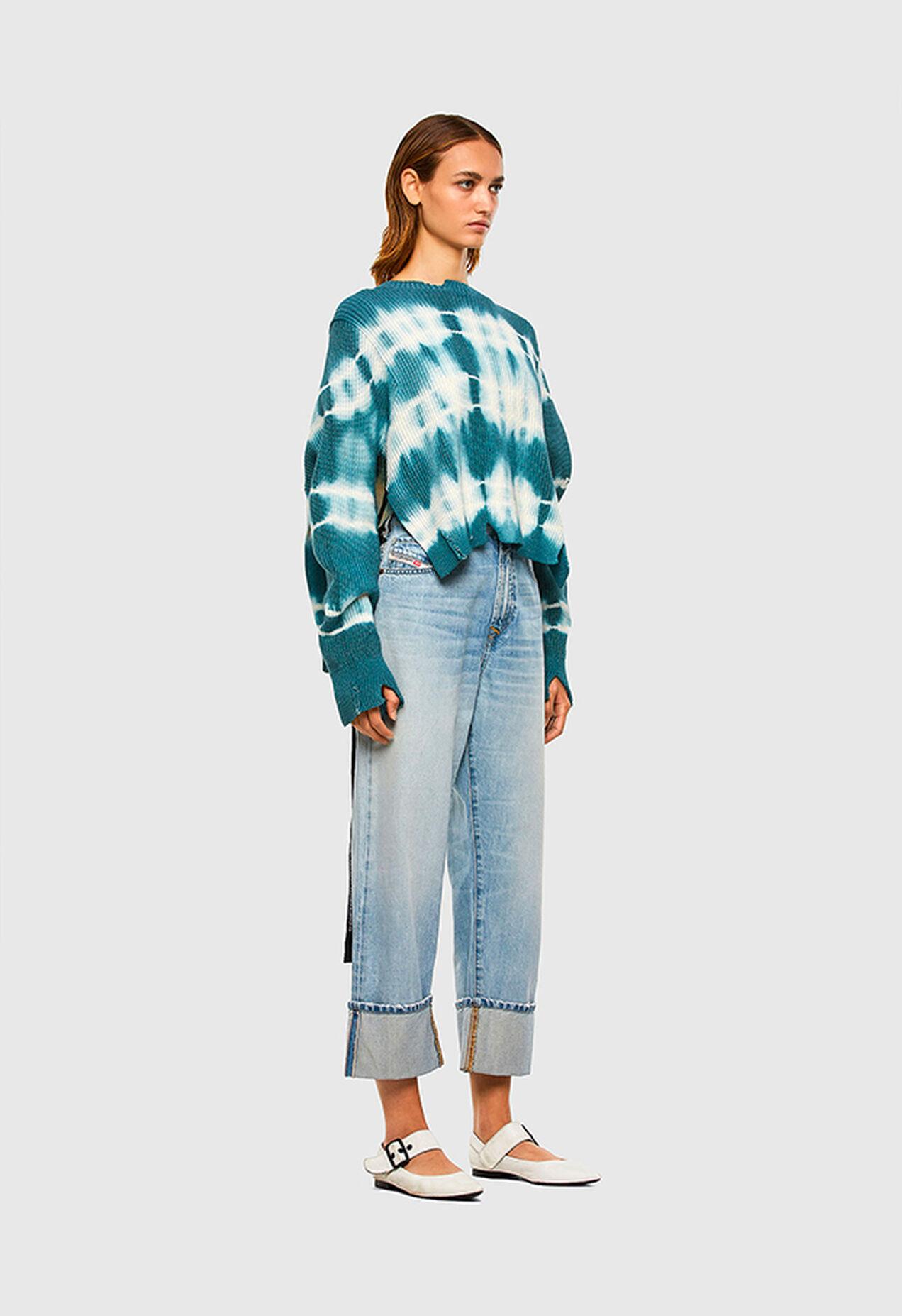 D-Reggy 009GZ, Hellblau - Jeans