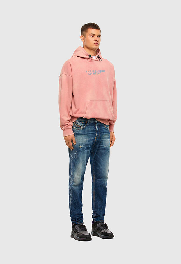 D-Vider 009KG, Dunkelblau - Jeans
