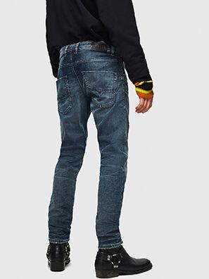 Krooley JoggJeans 0870W, Mittelblau - Jeans