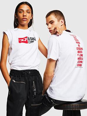 LCP-T-DIEGO-CASA, Schwarz - T-Shirts