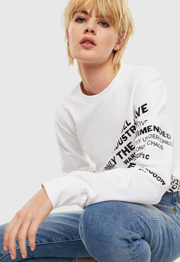 S-GIRK-S1, Schwarz - Sweatshirts