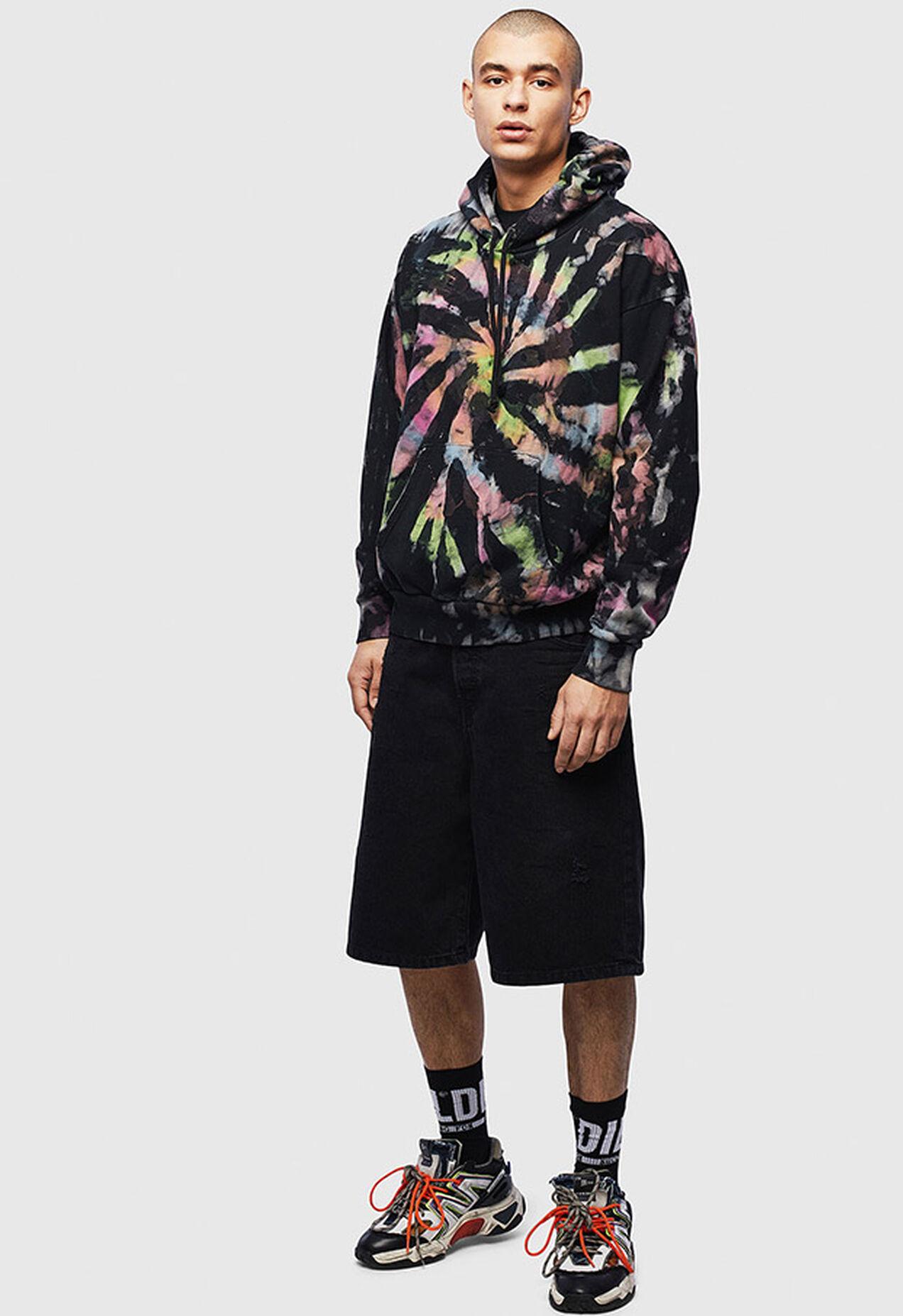 S-ALBY-S1, Schwarz - Sweatshirts