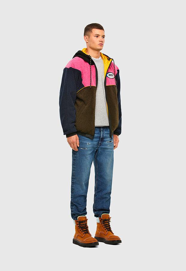 D-Macs 0079P, Dunkelblau - Jeans