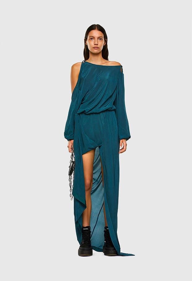 D-MARA, Wassergrün - Kleider