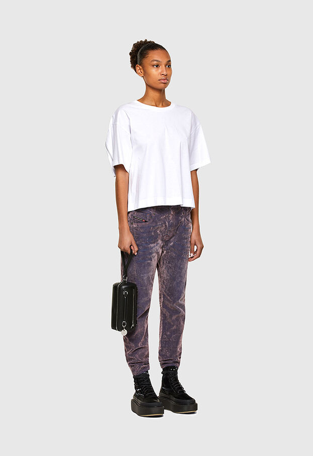 Fayza 069RQ, Blau/Rosa - Jeans