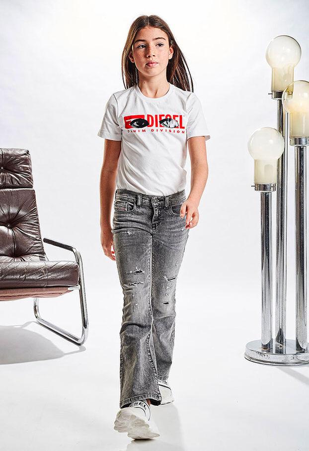 LOWLEEH-J-N, Schwarz/Dunkelgrau - Jeans