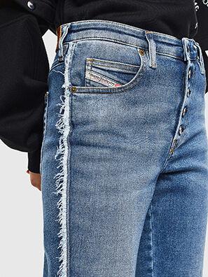 Babhila 009AA, Mittelblau - Jeans
