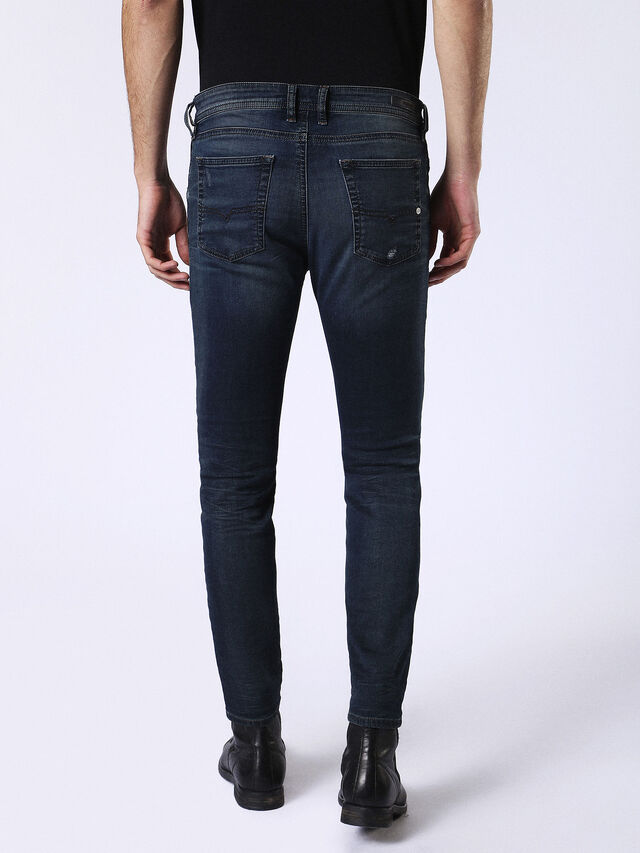 Diesel - Spender JoggJeans 0678L, Dunkelblau - Jeans - Image 2