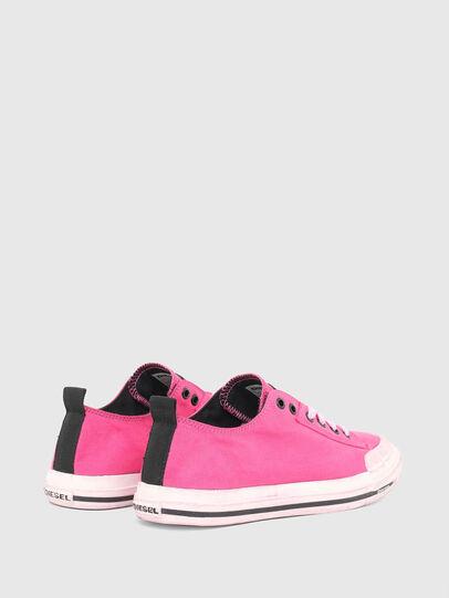 Diesel - S-ASTICO LOW CUT W, Rosa - Sneakers - Image 3