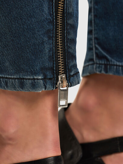 Diesel - FAYZA JoggJeans® 069PQ, Dunkelblau - Jeans - Image 5