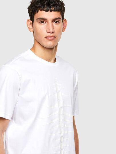 Diesel - T-JUST-A31, Weiß - T-Shirts - Image 3