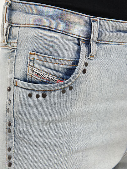 Diesel - Babhila 009JL, Hellblau - Jeans - Image 3