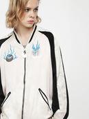 G-FRANK-A, Gedämpftes Weiß - Jacken