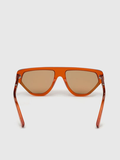 Diesel - DL0322, Orange - Sonnenbrille - Image 4