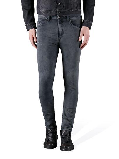 Diesel - Spender JoggJeans 0666U,  - Jeans - Image 1