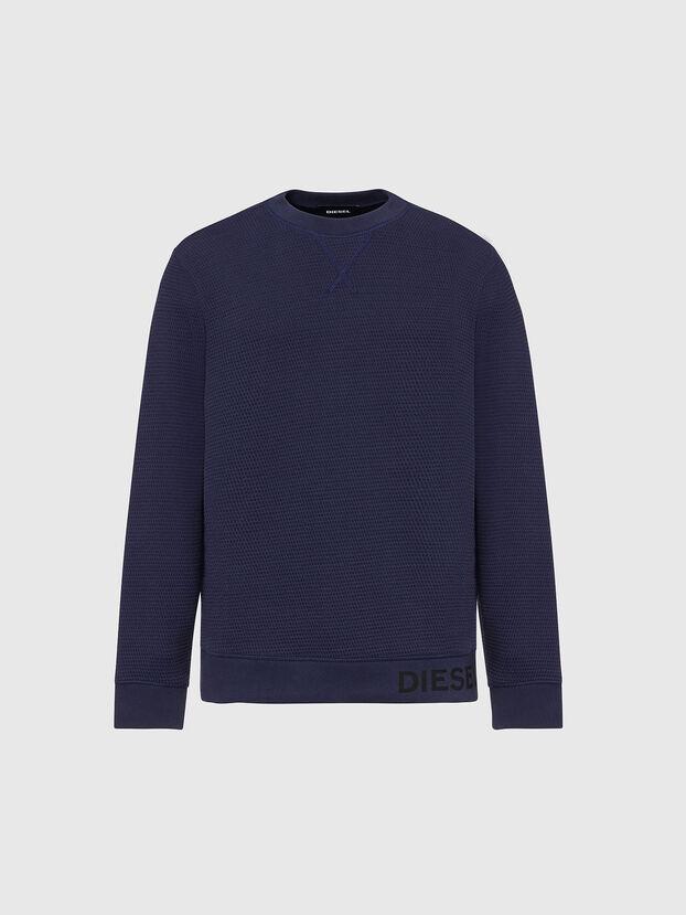 S-PEWTER, Blau - Sweatshirts