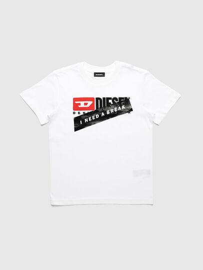 Diesel - UN-K-TJUSTDIVISION-A,  - T-Shirts und Tops - Image 1