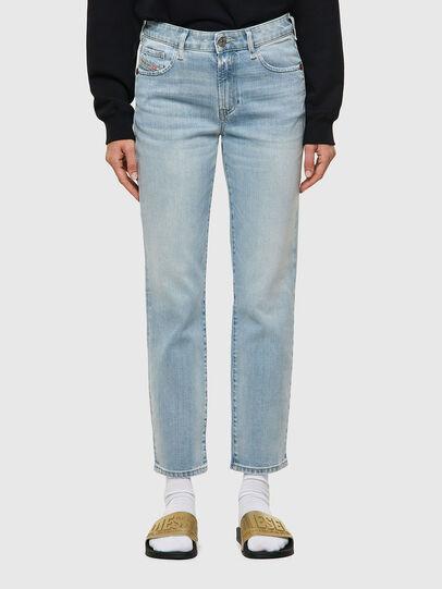 Diesel - D-Joy 009TY, Hellblau - Jeans - Image 1