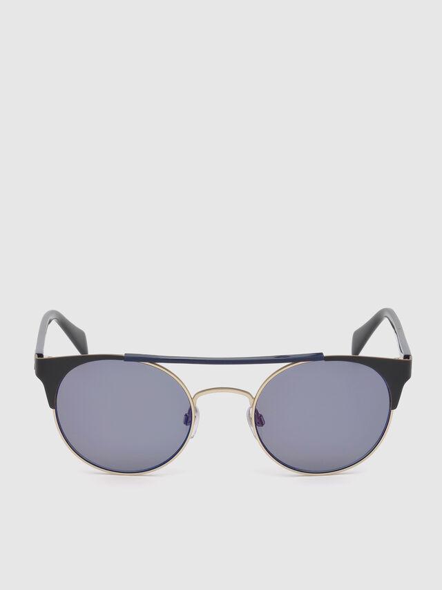 DL0218, Schwarz/Blau