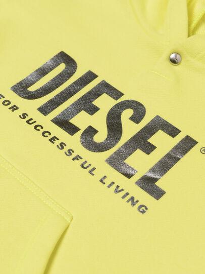 Diesel - DILSETB, Gelb - Kleider - Image 3