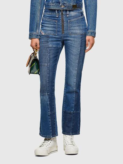 Diesel - D-Earlie 009NP, Mittelblau - Jeans - Image 1