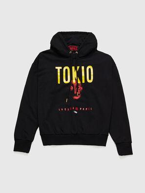 LCP-S-ALBY-TOKIO, Schwarz - Sweatshirts