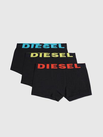 Diesel - UMBX-SHAWNTHREEPACK, Brillantschwarz - Boxershorts - Image 1