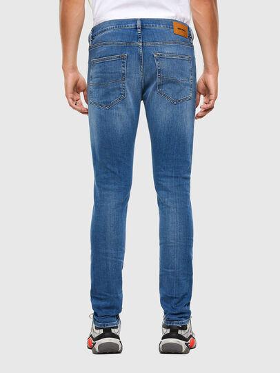 Diesel - D-Luster 009EK, Hellblau - Jeans - Image 2