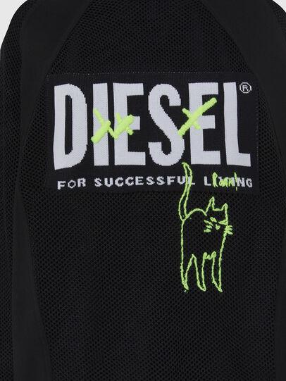 Diesel - M-PORTIA, Schwarz - Strickwaren - Image 3