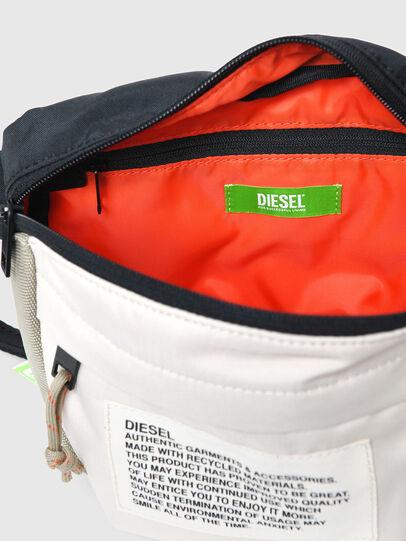 Diesel - LOKI, Weiss/Orange - Schultertaschen - Image 4