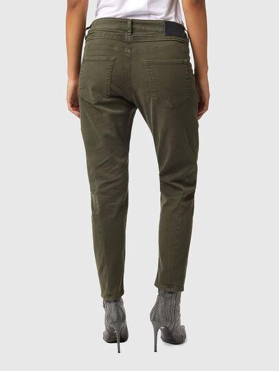 Diesel - Fayza JoggJeans® Z670M, Armeegrün - Jeans - Image 2