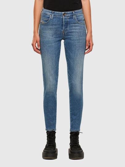 Diesel - Babhila 086AP, Mittelblau - Jeans - Image 1