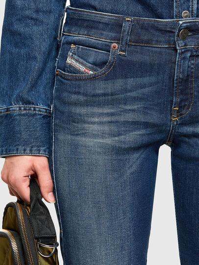 Diesel - D-Jevel 009HL, Dunkelblau - Jeans - Image 3