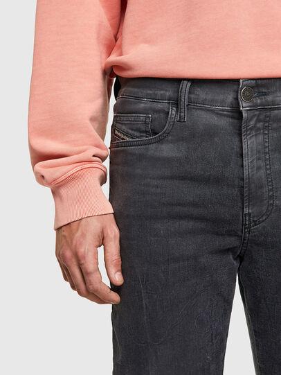 Diesel - D-Amny JoggJeans® 09A74, Schwarz/Dunkelgrau - Jeans - Image 4