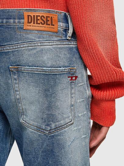 Diesel - D-Strukt 009MW, Mittelblau - Jeans - Image 3
