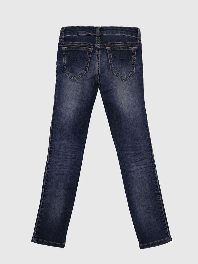 KIDS SKINZEE-LOW-J-N, Dunkelblau - Jeans - Image 2