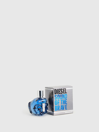 Diesel - SOUND OF THE BRAVE 50 ML, Blau - Only The Brave - Image 1